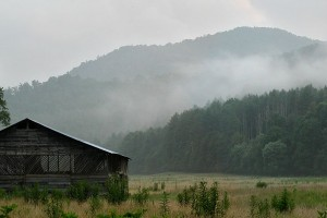 The Cataloochee Valley on the edge of Great Smokies National Park still draws reunions of the families forced to move out more than 75 years ago when the park was created.