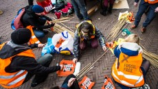 Global Divestment Day Amsterdam
