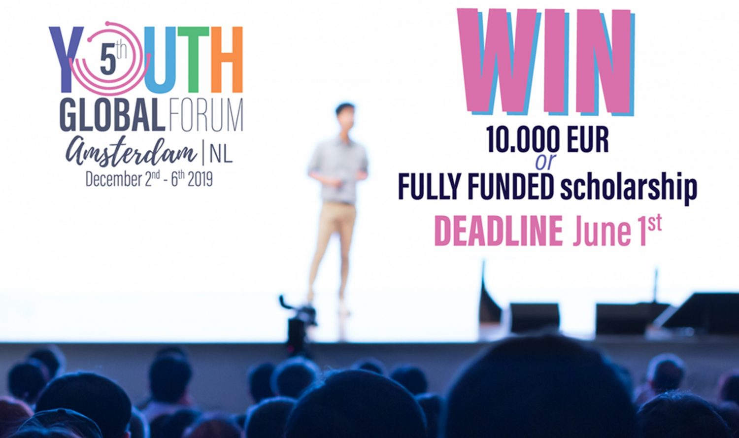 5th Youth Global Forum to be hosted in Amsterdam | Sense